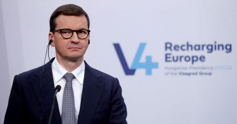 პოლონეთის პრემიერი: ოპოზიცია მიანიშნებს, რომ ევროკავშირის დატოვება გვსურს, ეს ტყუილია