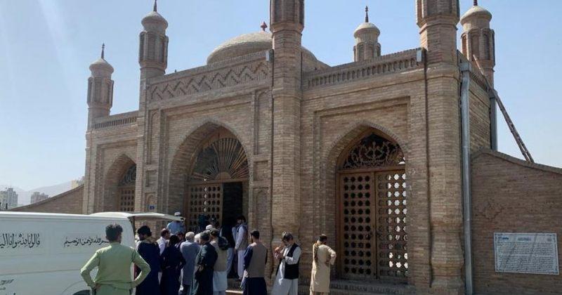ე.წ ისლამურმა სახელმწიფომ ქაბულში, მეჩეთში მომხდარ აფეთქებაზე პასუხისმგებლობა აიღო