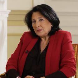 პრეზიდენტი: რურუას 27 აპრილს შევიწყალებ, როცა ოპოზიციური პარტიები პლენარულ სხდომაზე შევლენ
