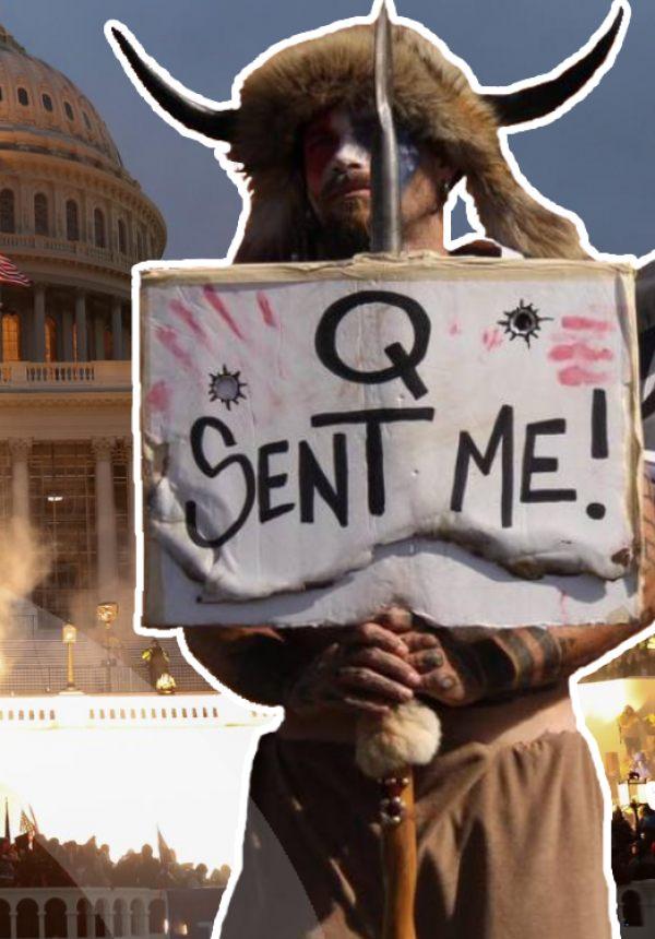 QAnon - შეთქმულების თეორიის შტურმი კონგრესზე