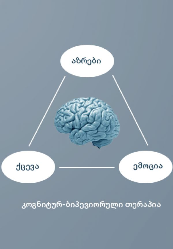 კოგნიტურ-ბიჰევიორული თერაპია, ანუ ფიქრებისა და ქცევების ძალა – ინტერვიუ არჩილ ბეგიაშვილთან